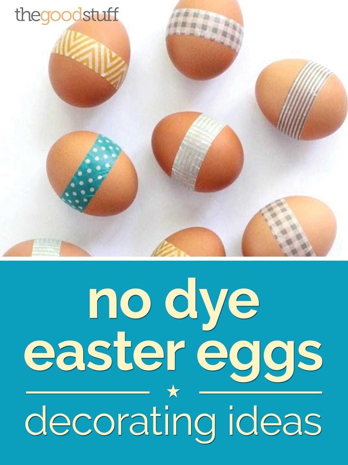 Dye Easter Eggs Decorating Ideas Thegoodstuff