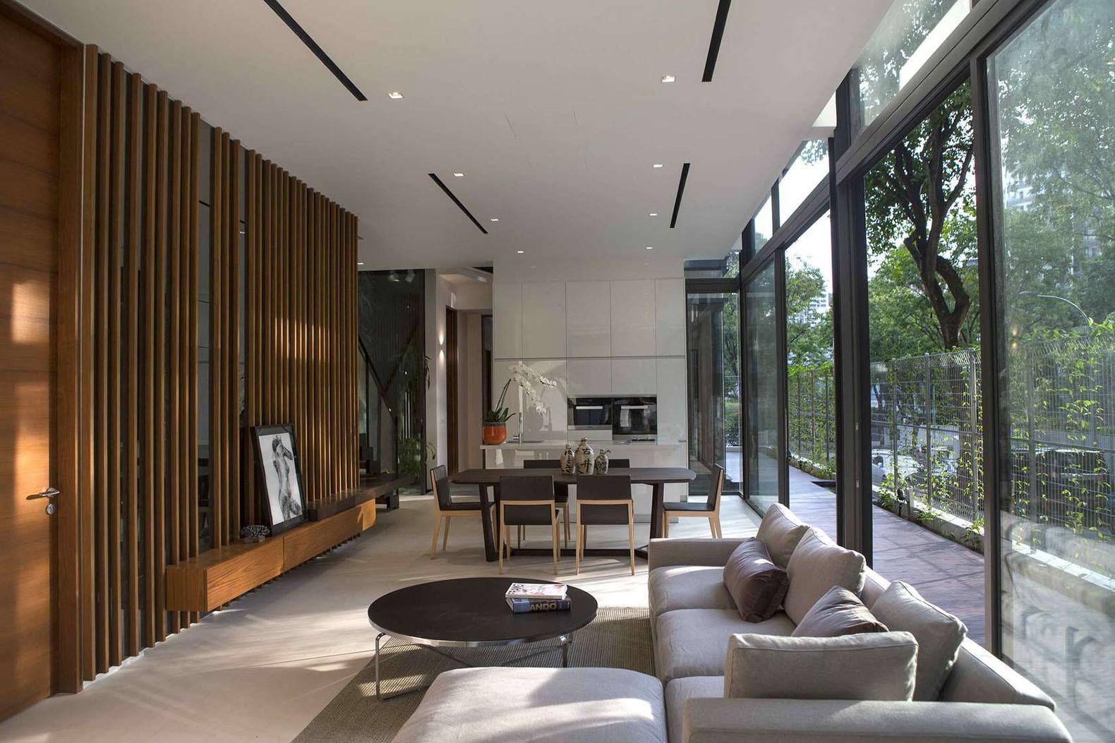 Dynamic Residence Singapore Brings Nature City