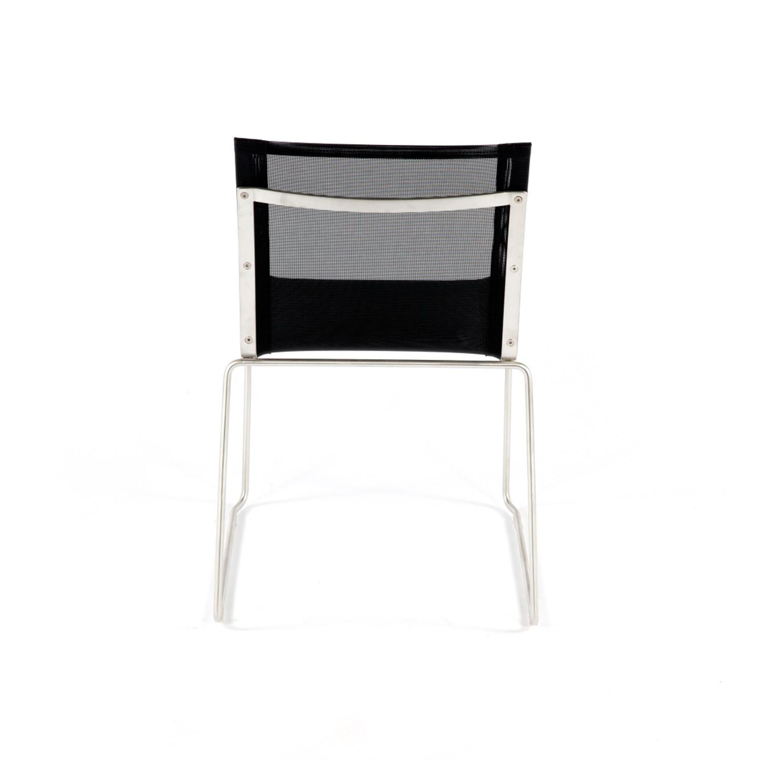 Dynamic Side Chair Outdoor Furniture Touch Modern