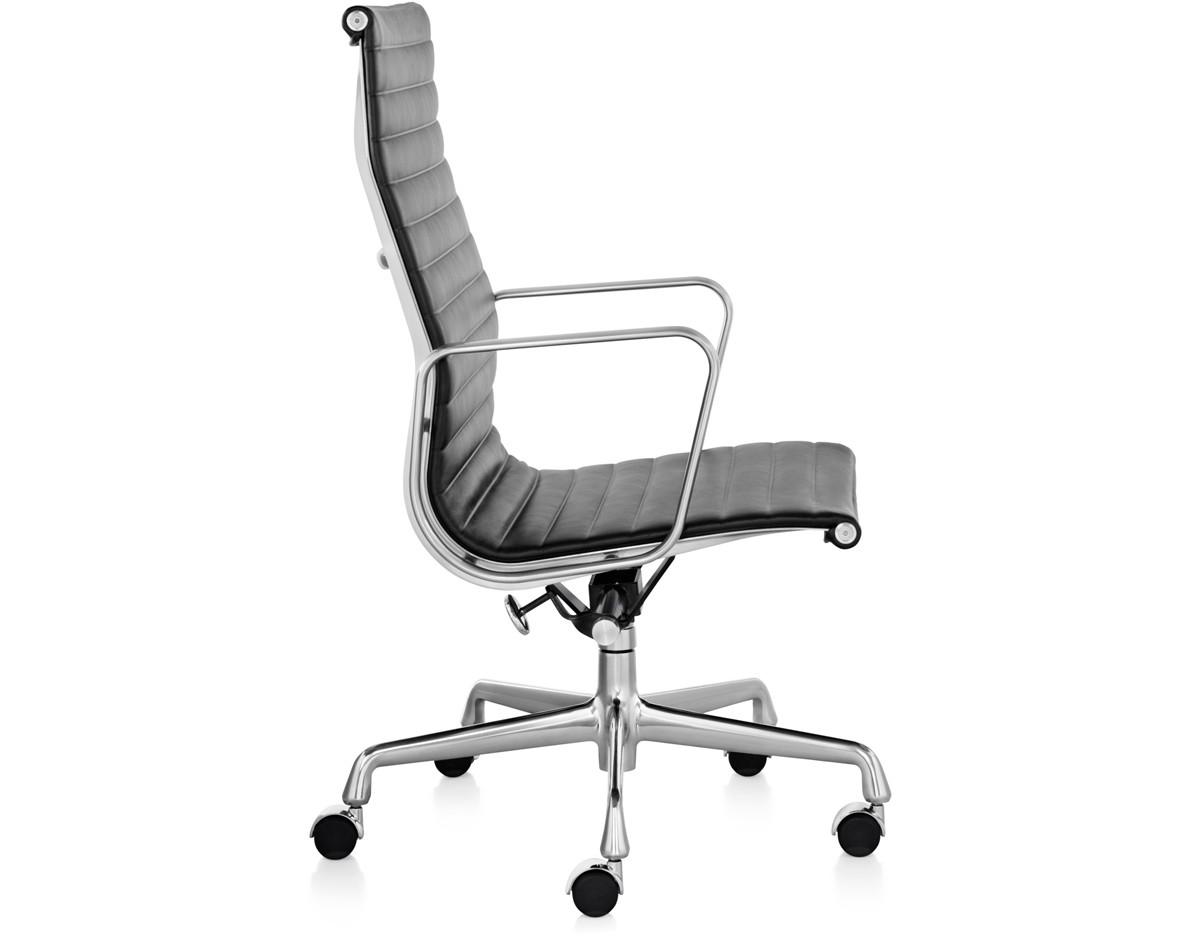Eames Aluminum Group Executive Chair Hivemodern