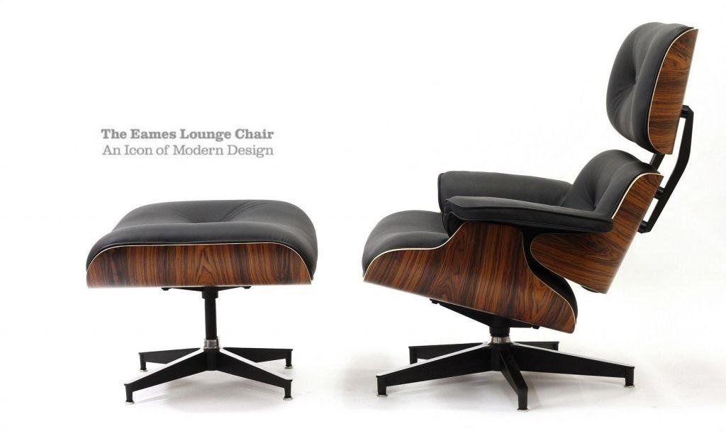 Eames Lounge Chair Icon Modern Design Book
