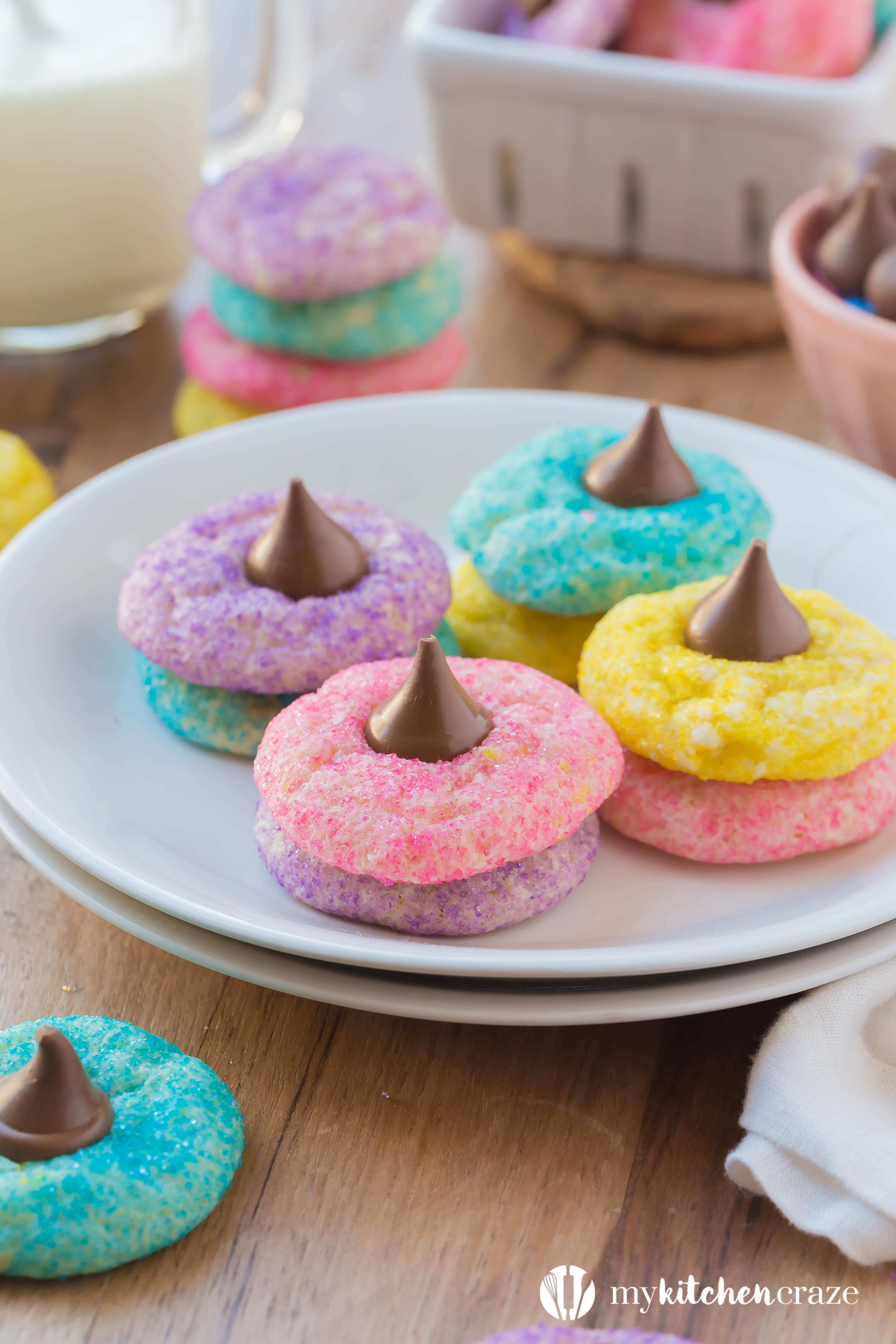 Easter Blossom Sugar Cookies Recipe Video Kitchen Craze