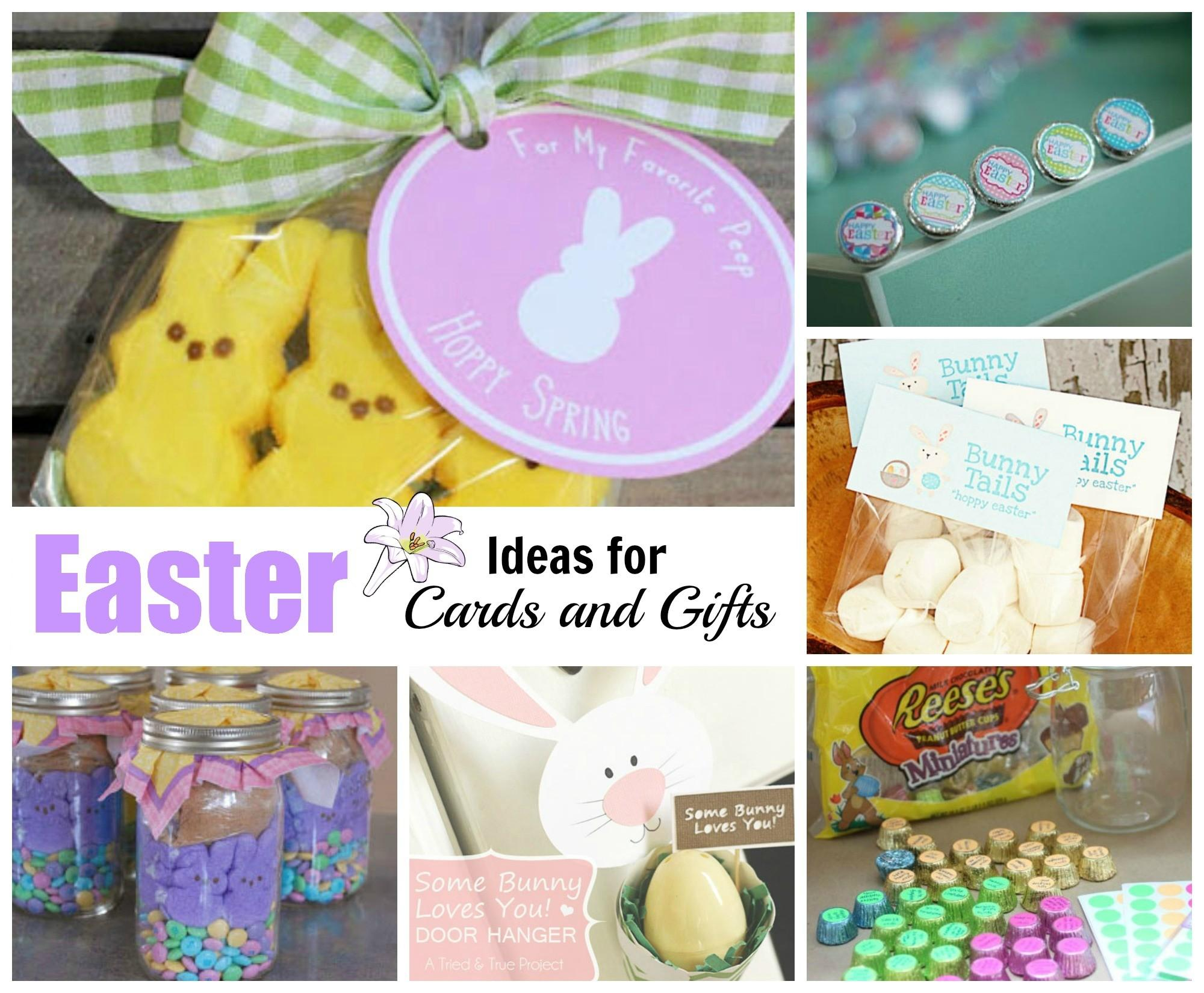 Easter Card Gift Ideas Celebrating Holidays