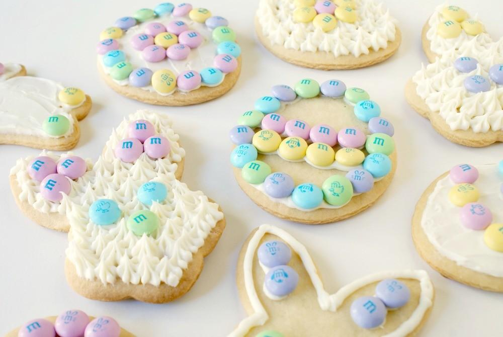 Easter Cookies Two Bite Club