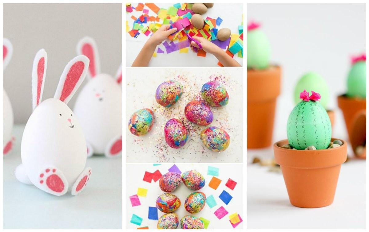 Easter Craft Ideas Cute Easy Ways Decorate