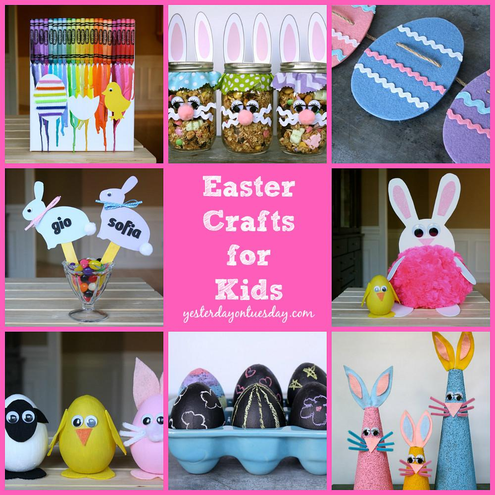 Easter Crafts Archives Yesterday Tuesday