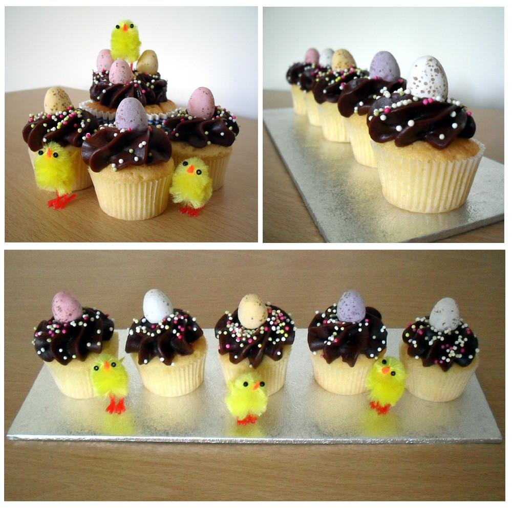 Easter Cupcakes Recipes Kids