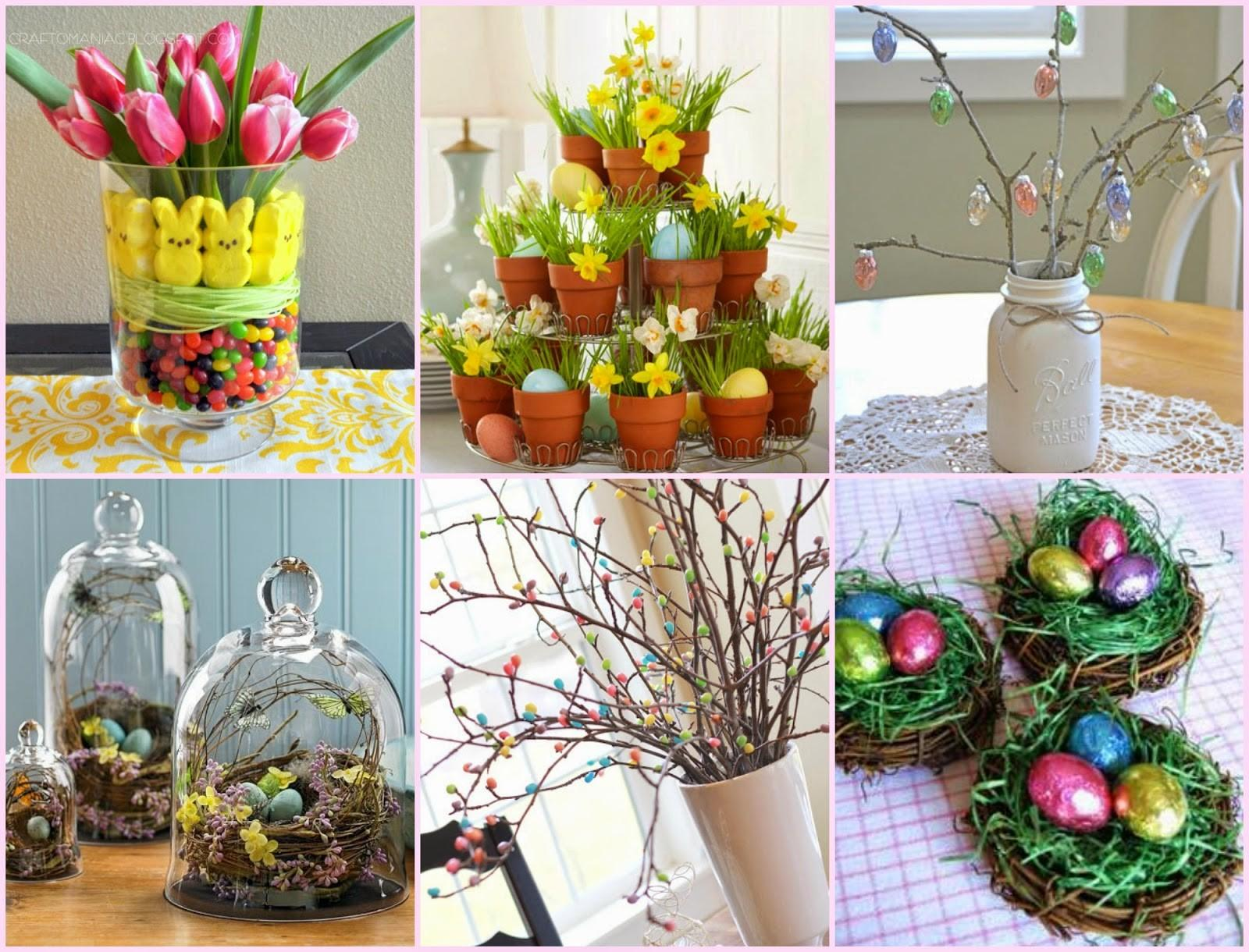 Easter Decorating Ideas Moco Choco Decorations 2013
