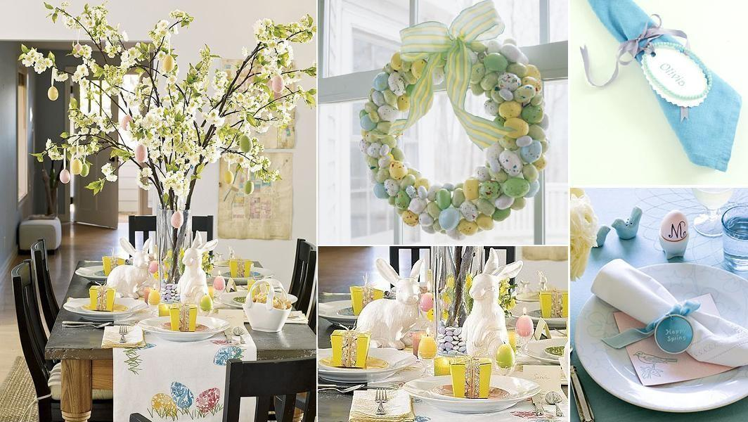 Easter Decorating Table Ideas Photograph Yours Moment Eas