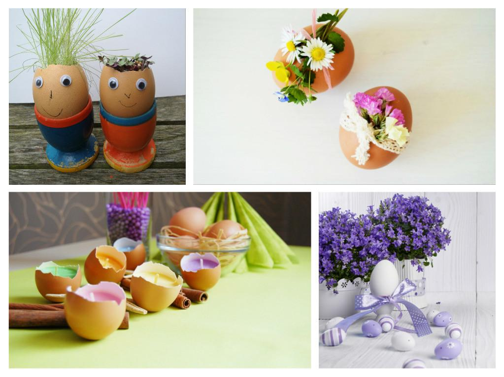 Easter Egg Branches Centerpiece Decorate Your Home