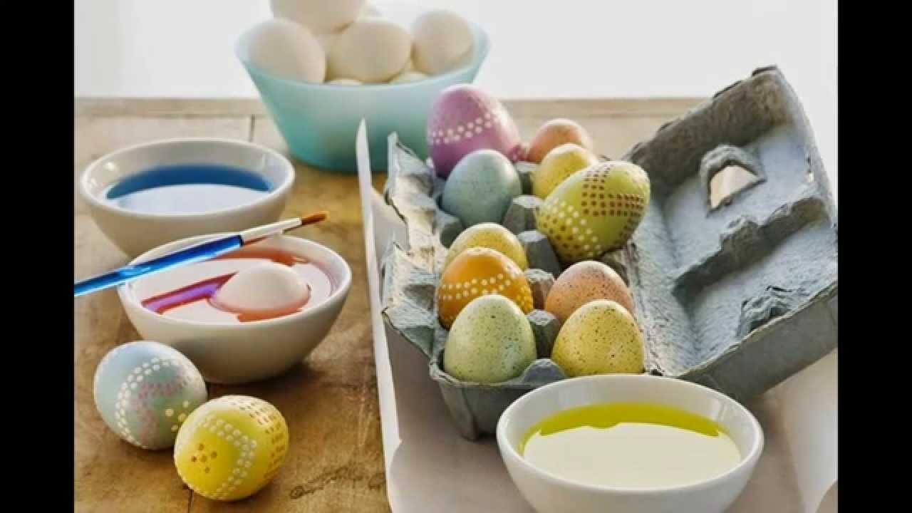 Easter Egg Decorating Coloring Dye Rice