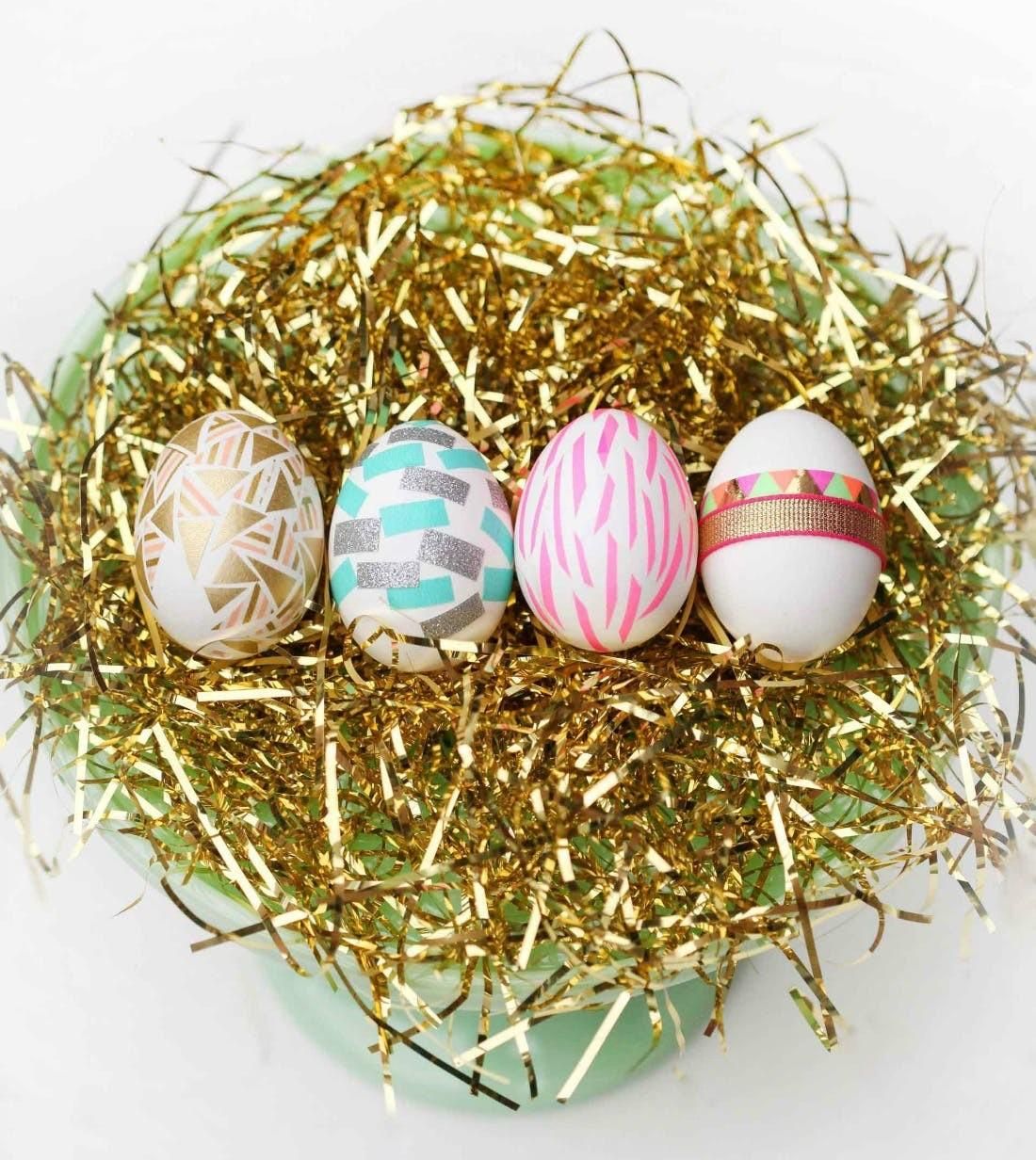 Easter Egg Designs Seriously Chic Brit