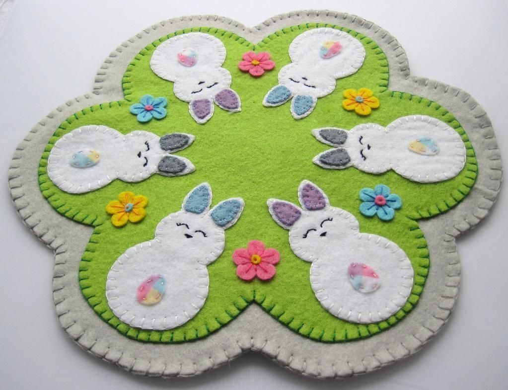 Easter Embroidery Designs Stitch Before Holiday