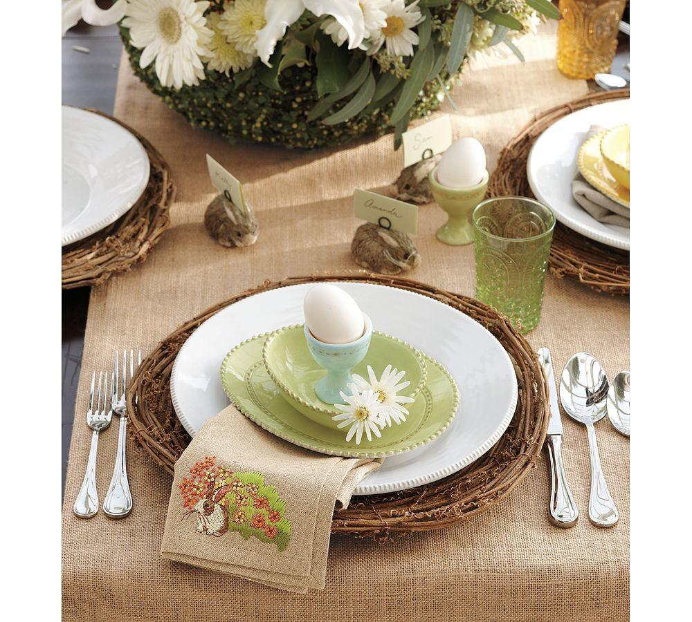 Easter Ideas Table