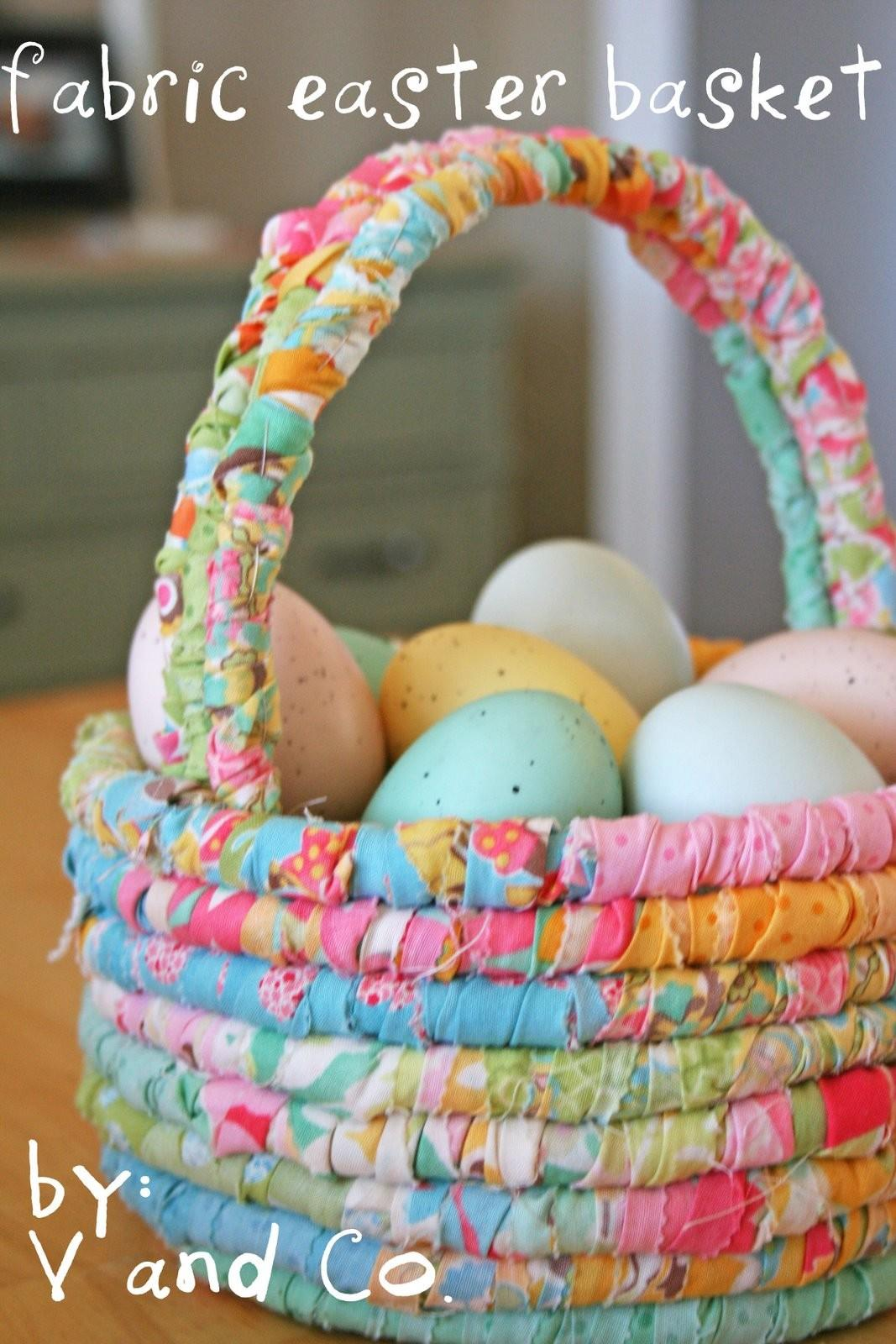 Easter Sewing Projects Ideas Polka Dot Chair