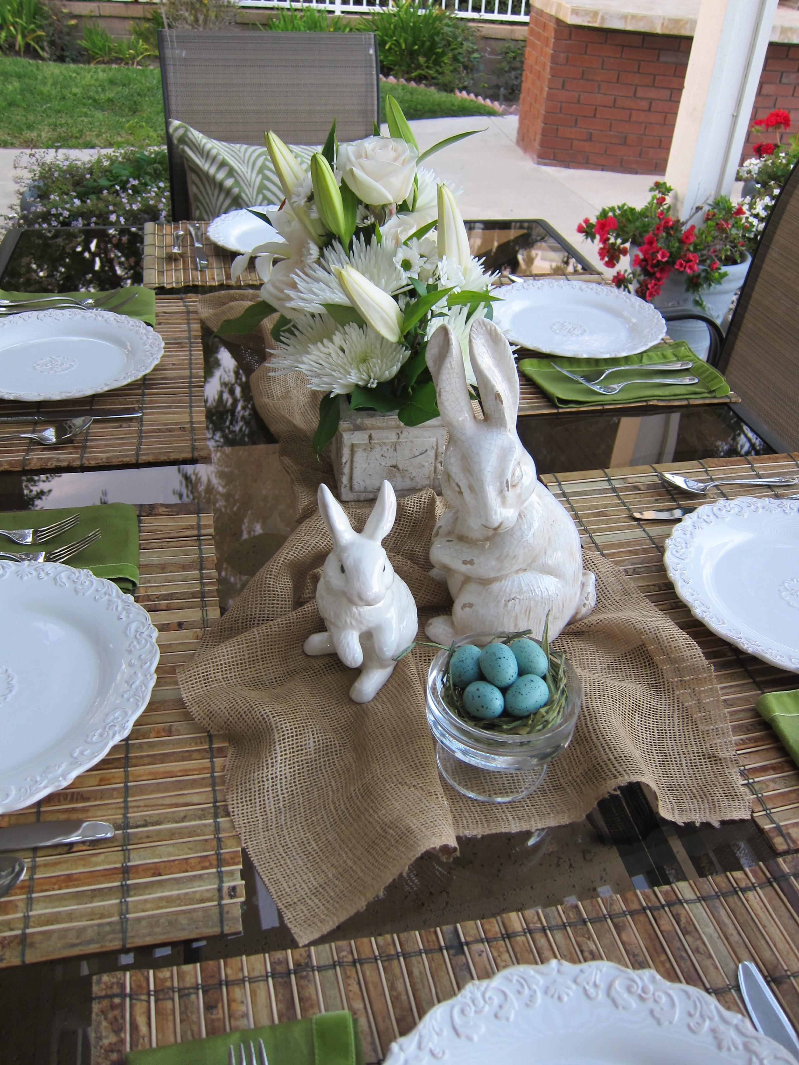 Easter Spring Tablescapes Lori Favorite Things