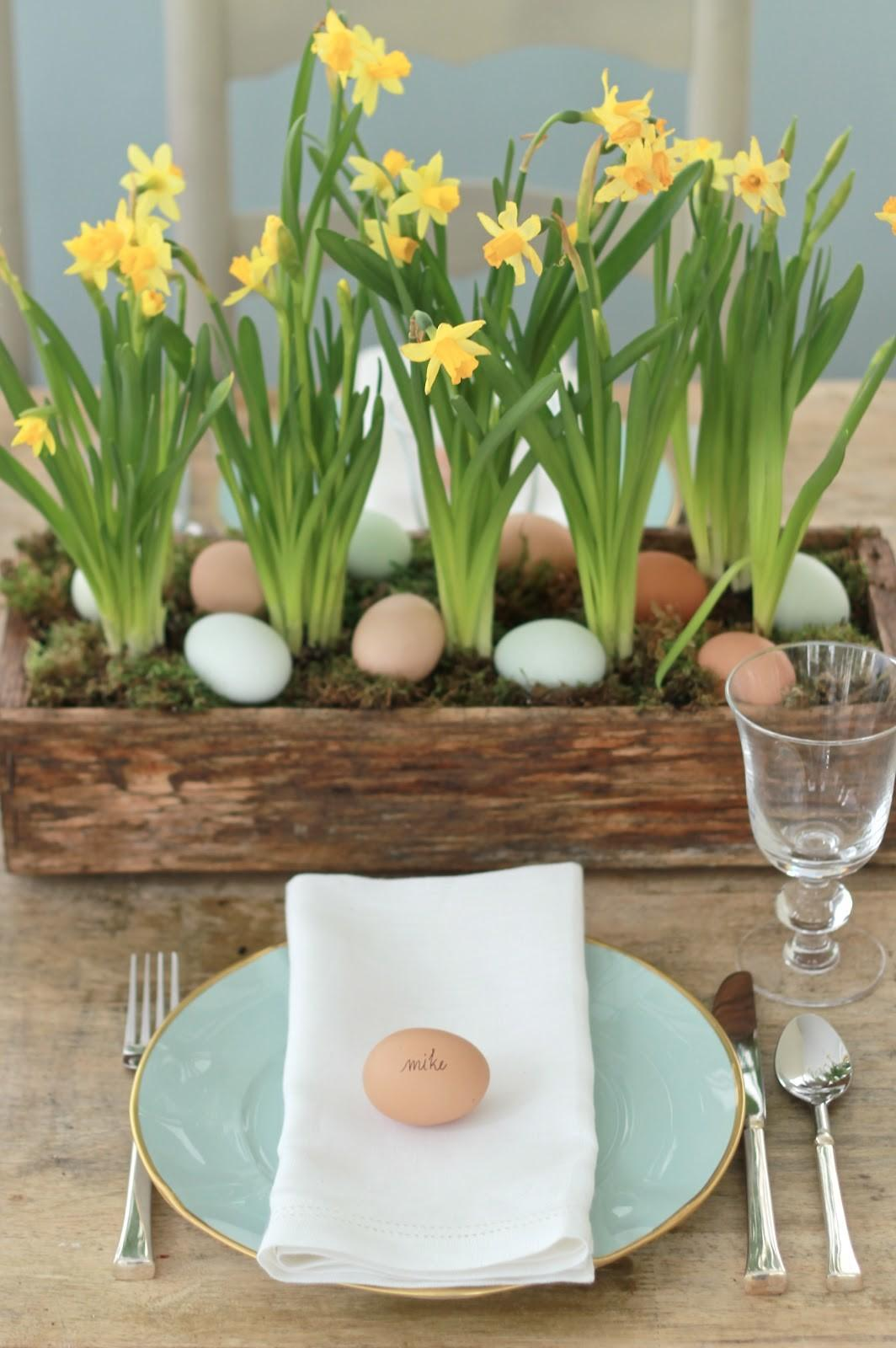 Easter Table Decorating Tips Home Concepts Top