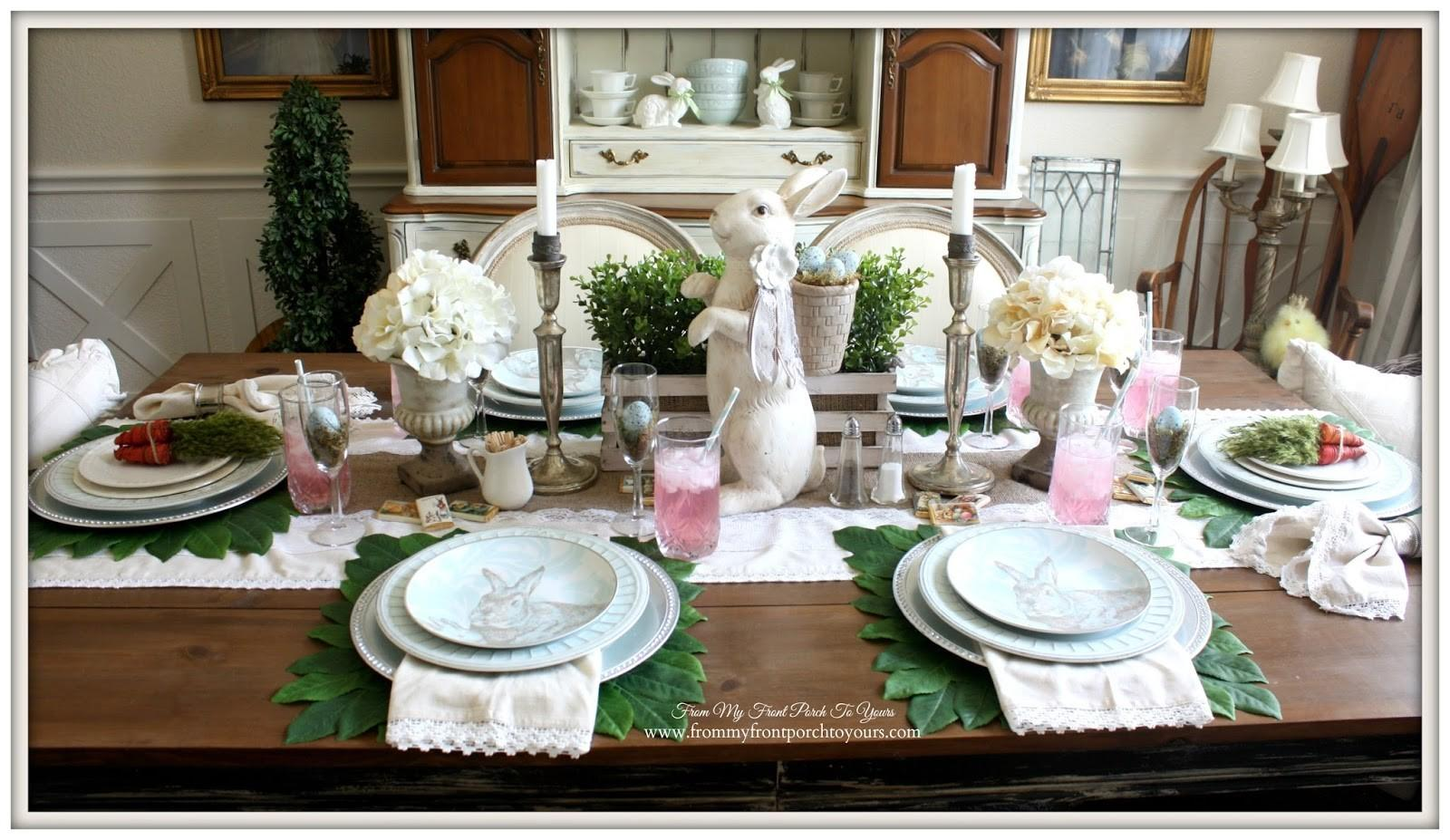 Easter Table Decorations 100