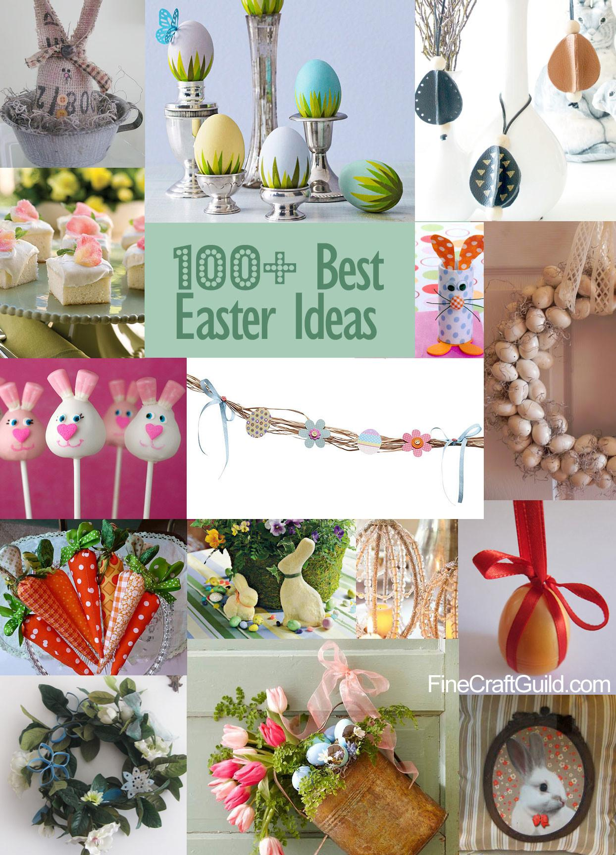 Easter Table Decorations Home Decor Ideas Decorating