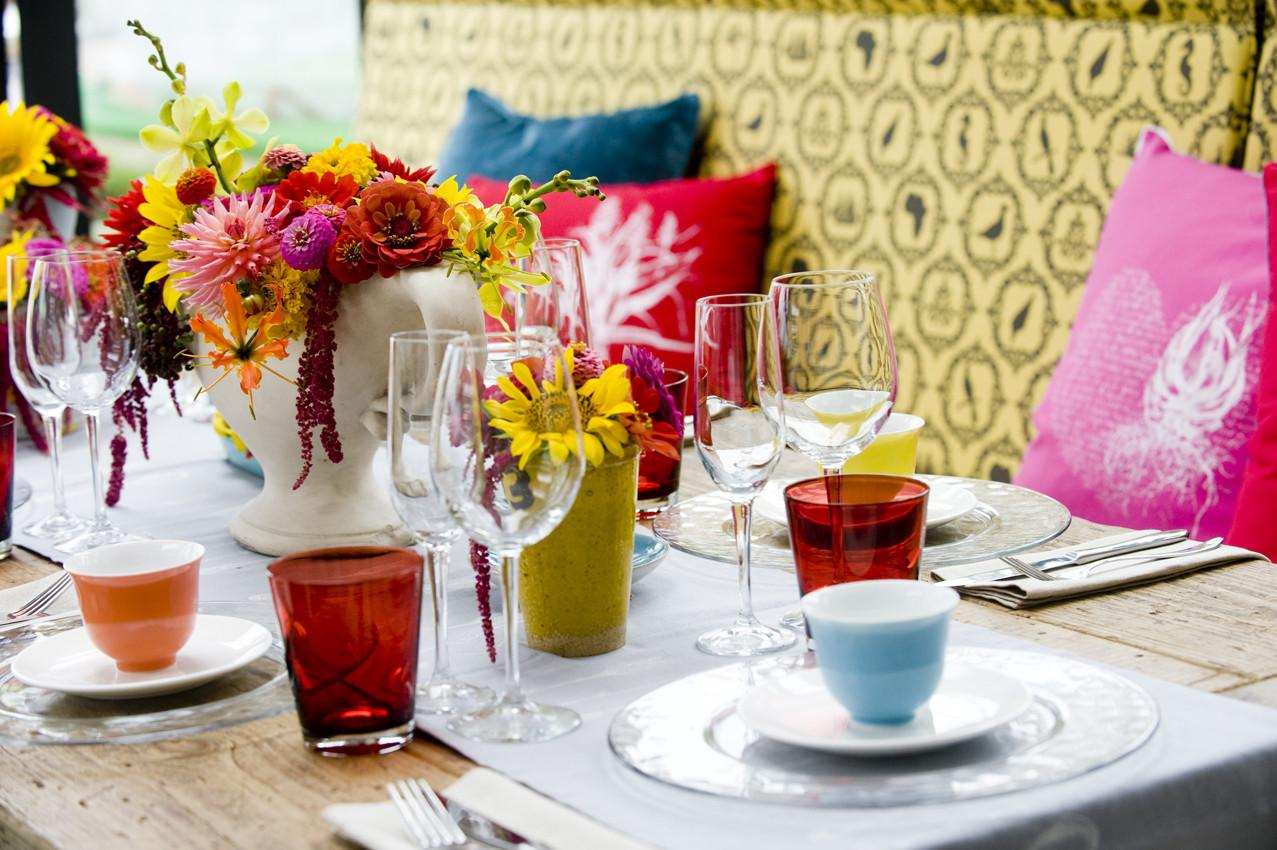 Easter Table Ideas Decor More Throw Your