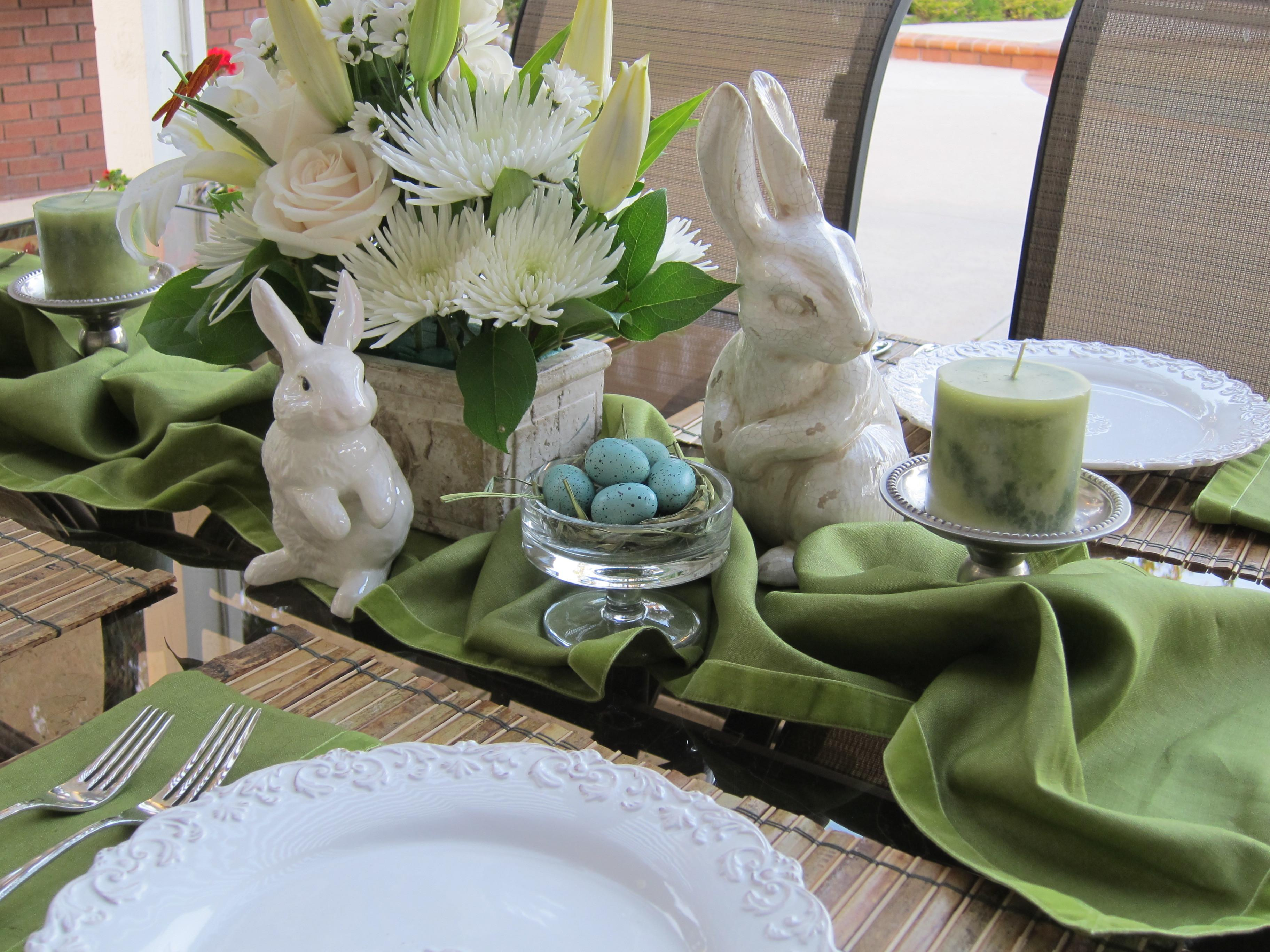 Easter Tablescapes Lori Favorite Things
