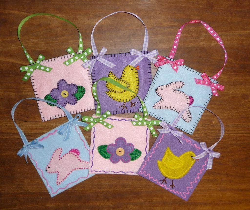 Easter Treat Bags Gift Card Holder Sher Patterns