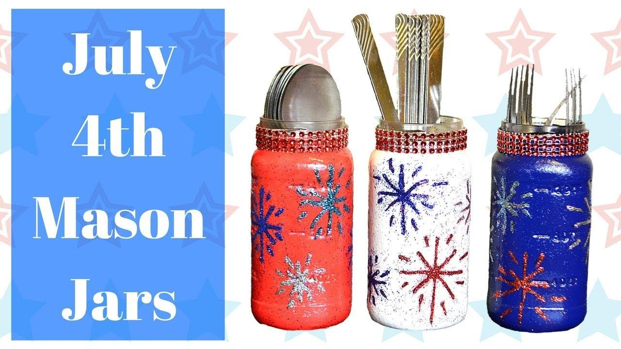 Easy 4th July Diy Ideas Upcycle