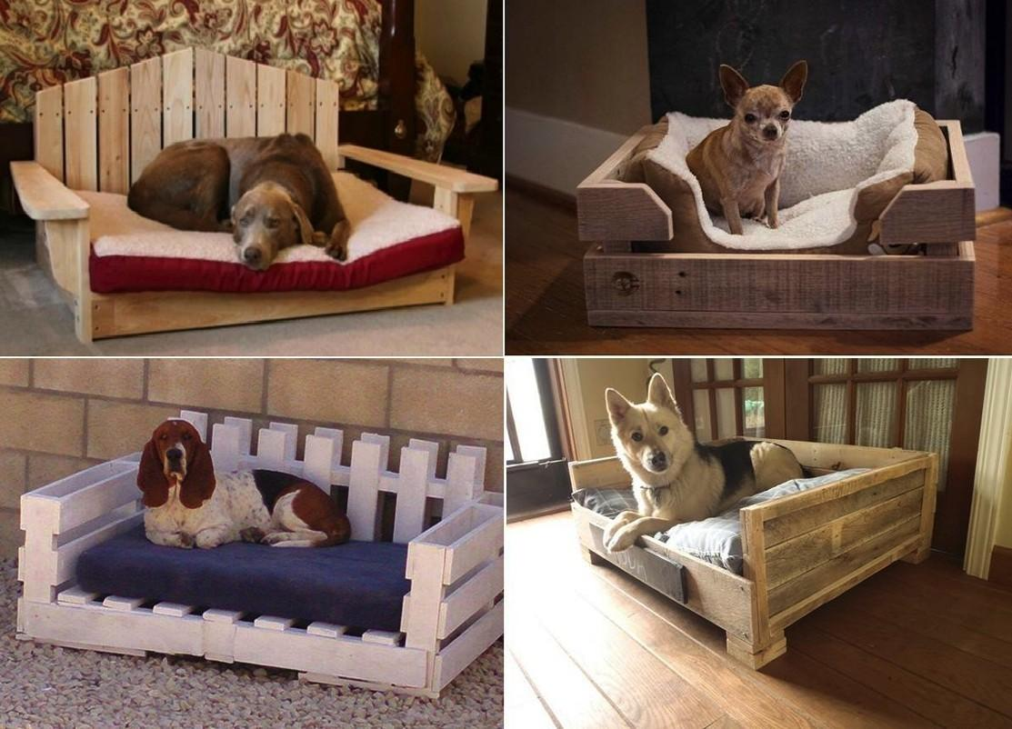 Easy Affordable Diy Dog Bed Ideas Homestylediary