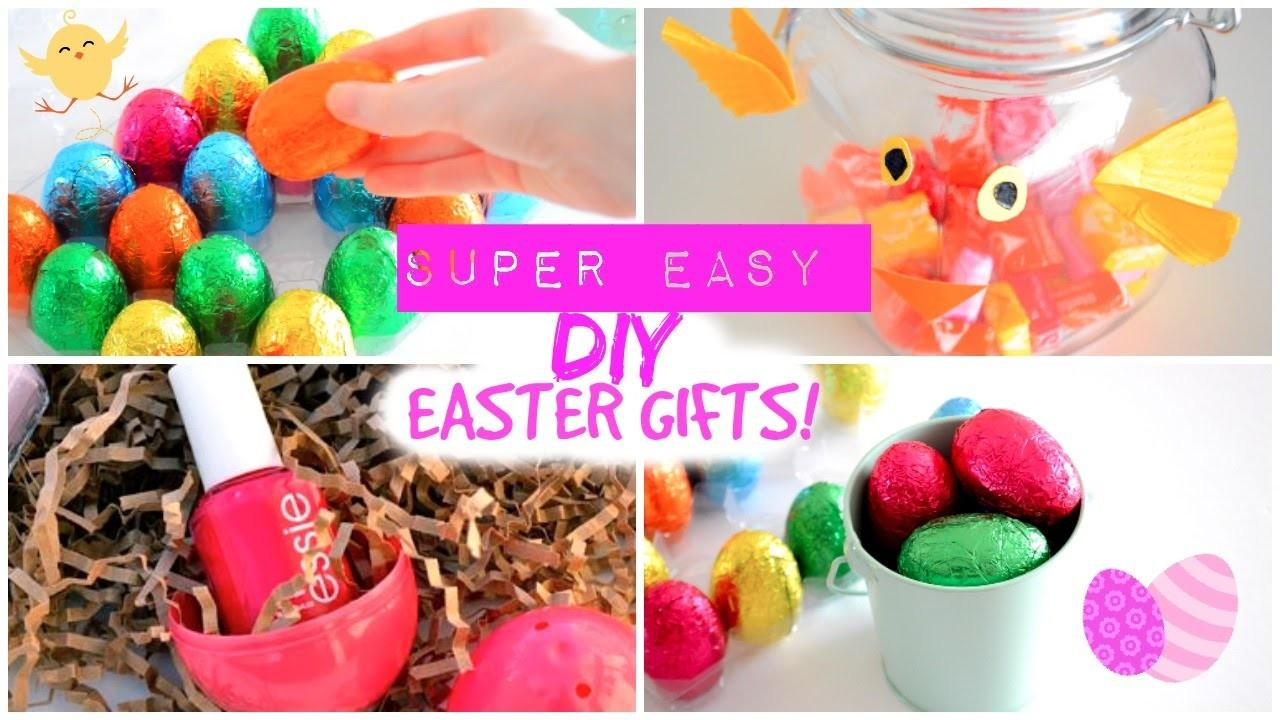 Easy Affordable Diy Easter Gifts Last Minute