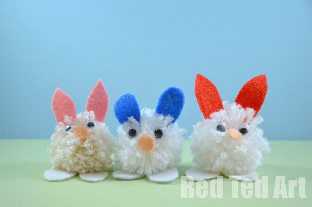 Easy Bunny Crafts Kids Crafty Morning