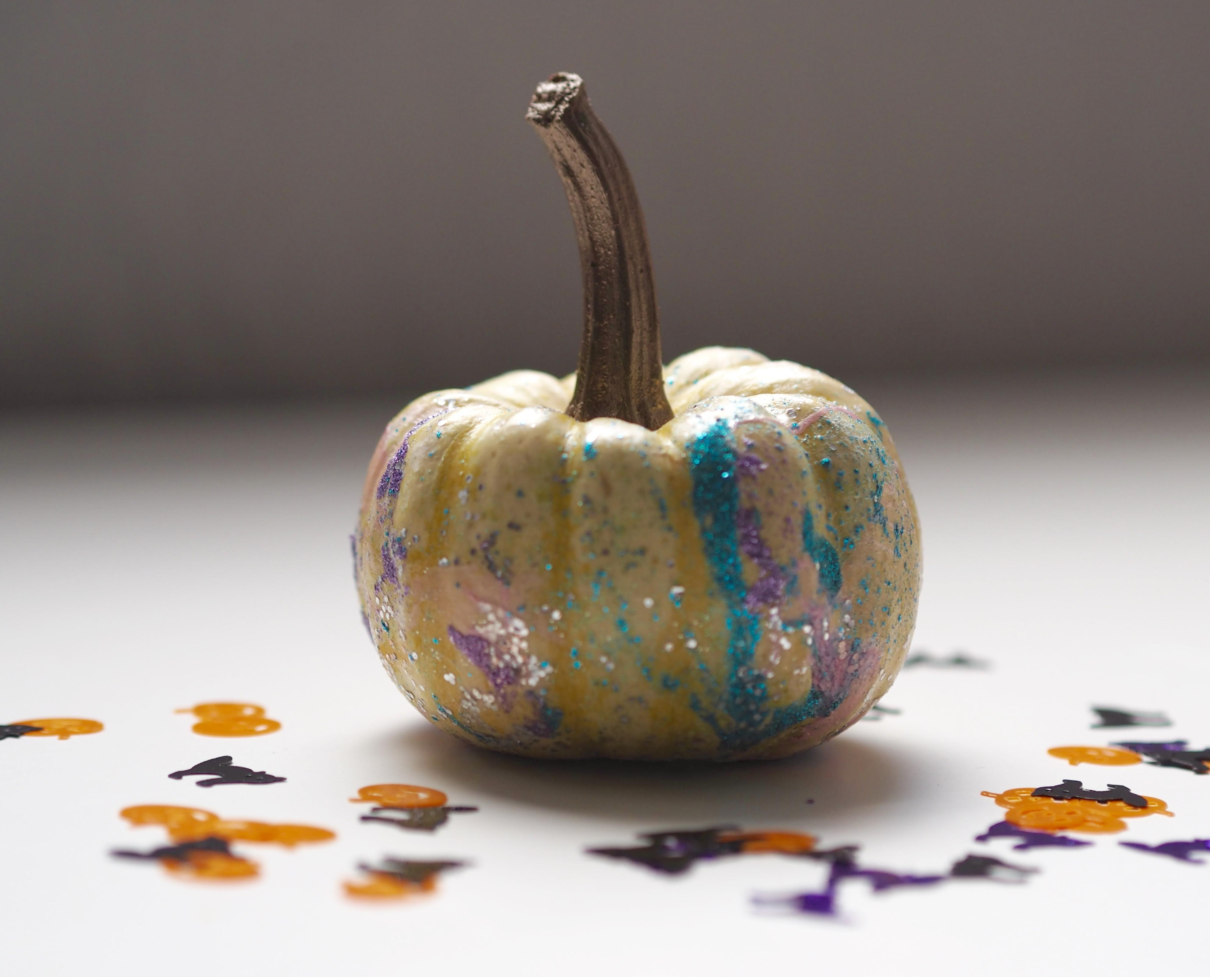 Easy Carve Pumpkin Decorating Ideas Baby Holiday