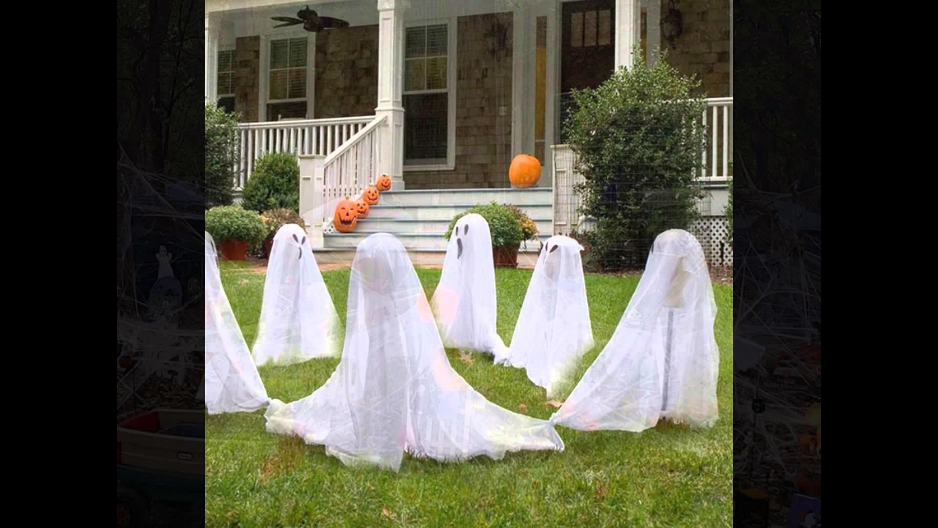 Easy Cheap Halloween Decorations Diy Homemade Ideas