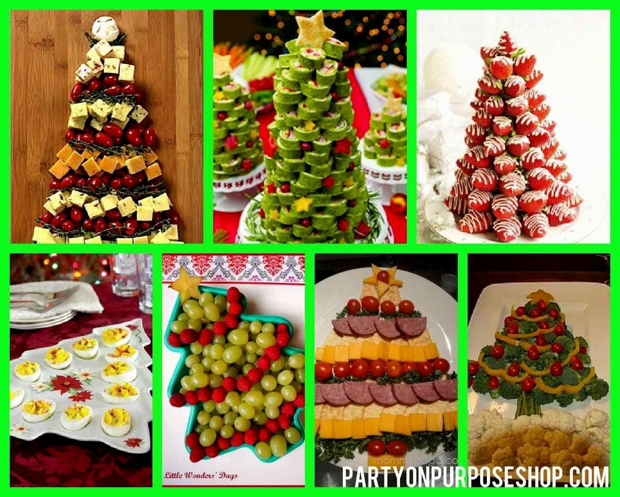 Easy Christmas Party Recipe Ideas Archives Decorating