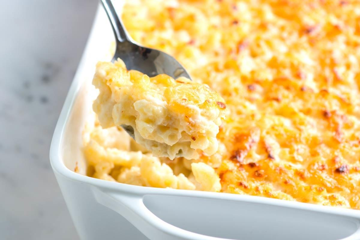 Easy Creamy Macaroni Cheese Recipe