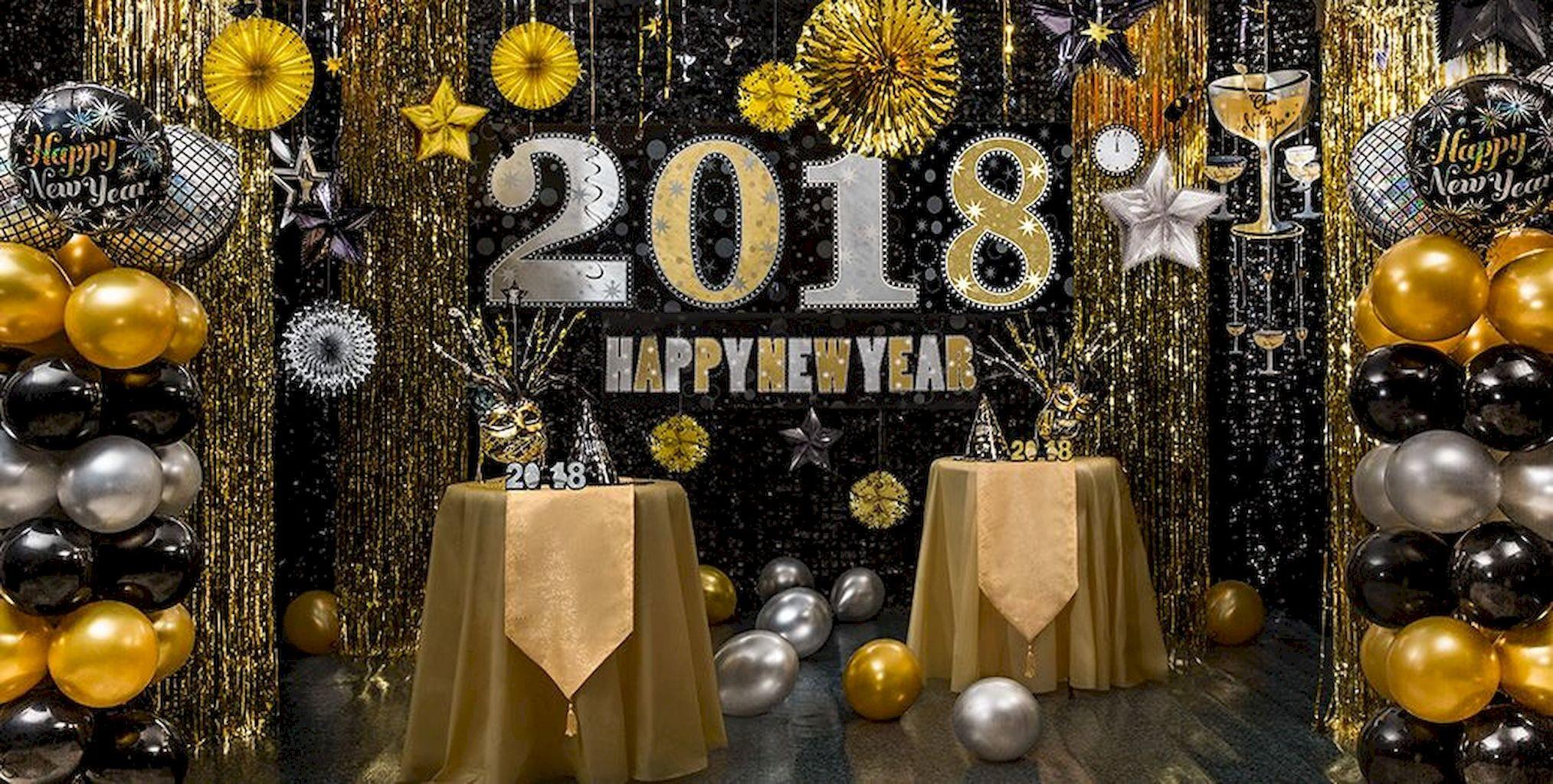 decoration ideas for new years eve party