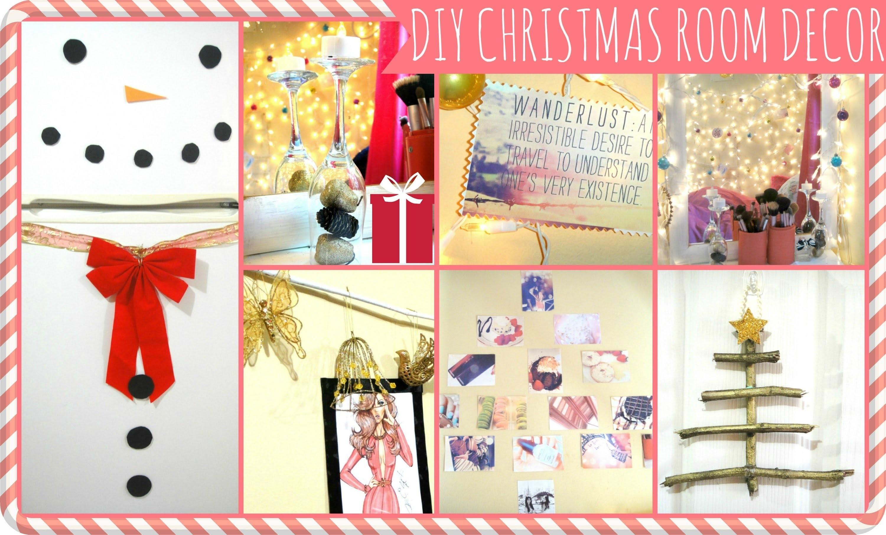 Easy Diy Christmas Cor Ideas Dormspiration