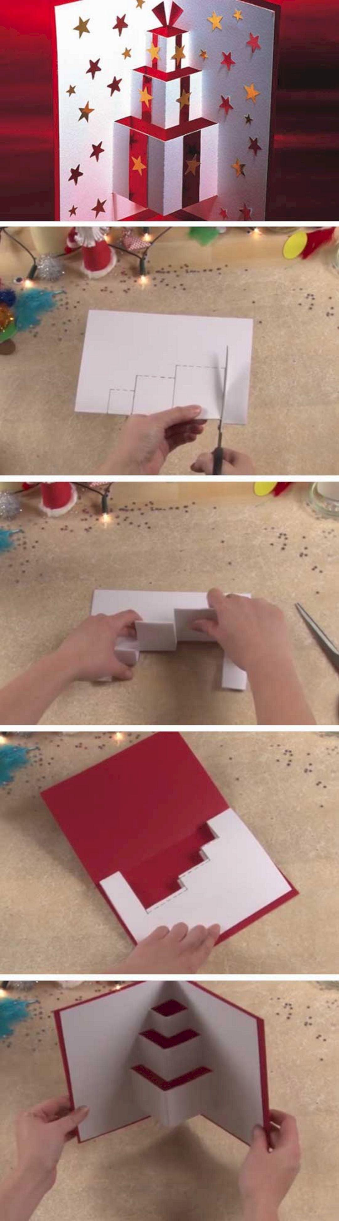 Easy Diy Christmas Crafts Ideas Your Kids 190 Montenr