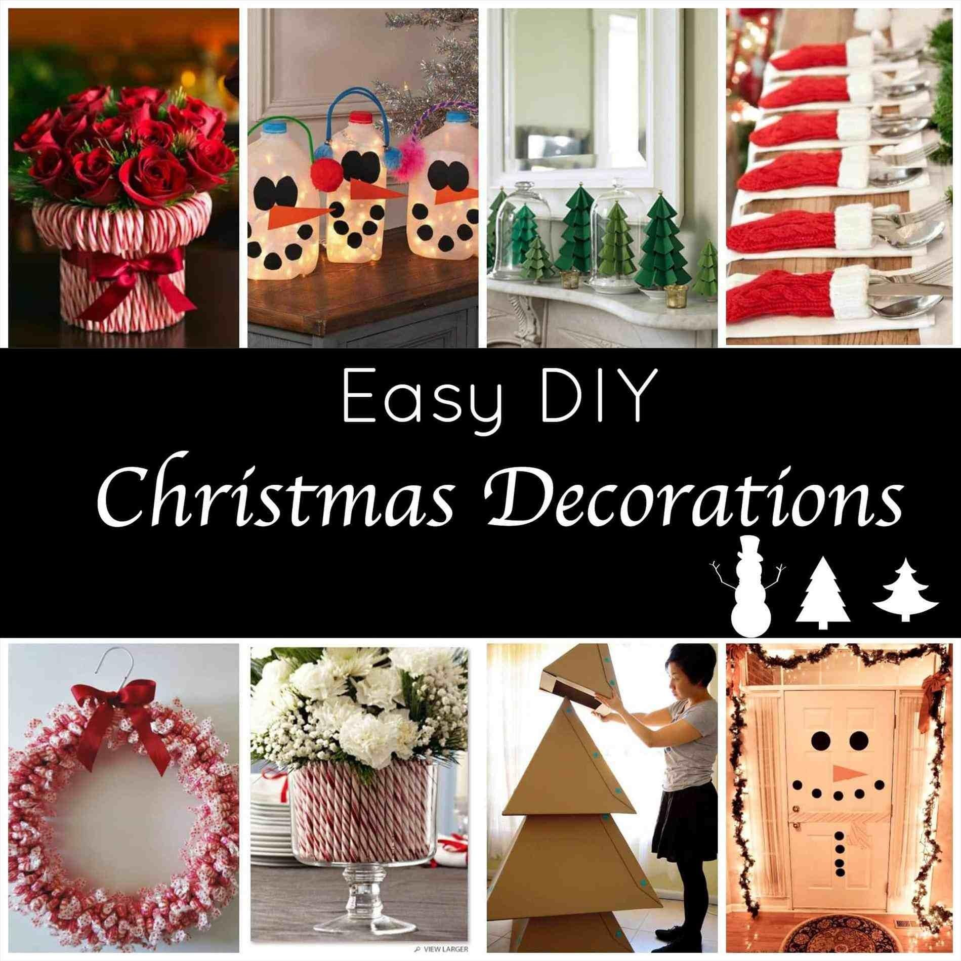 Easy Diy Christmas Party Decorations Temasistemi