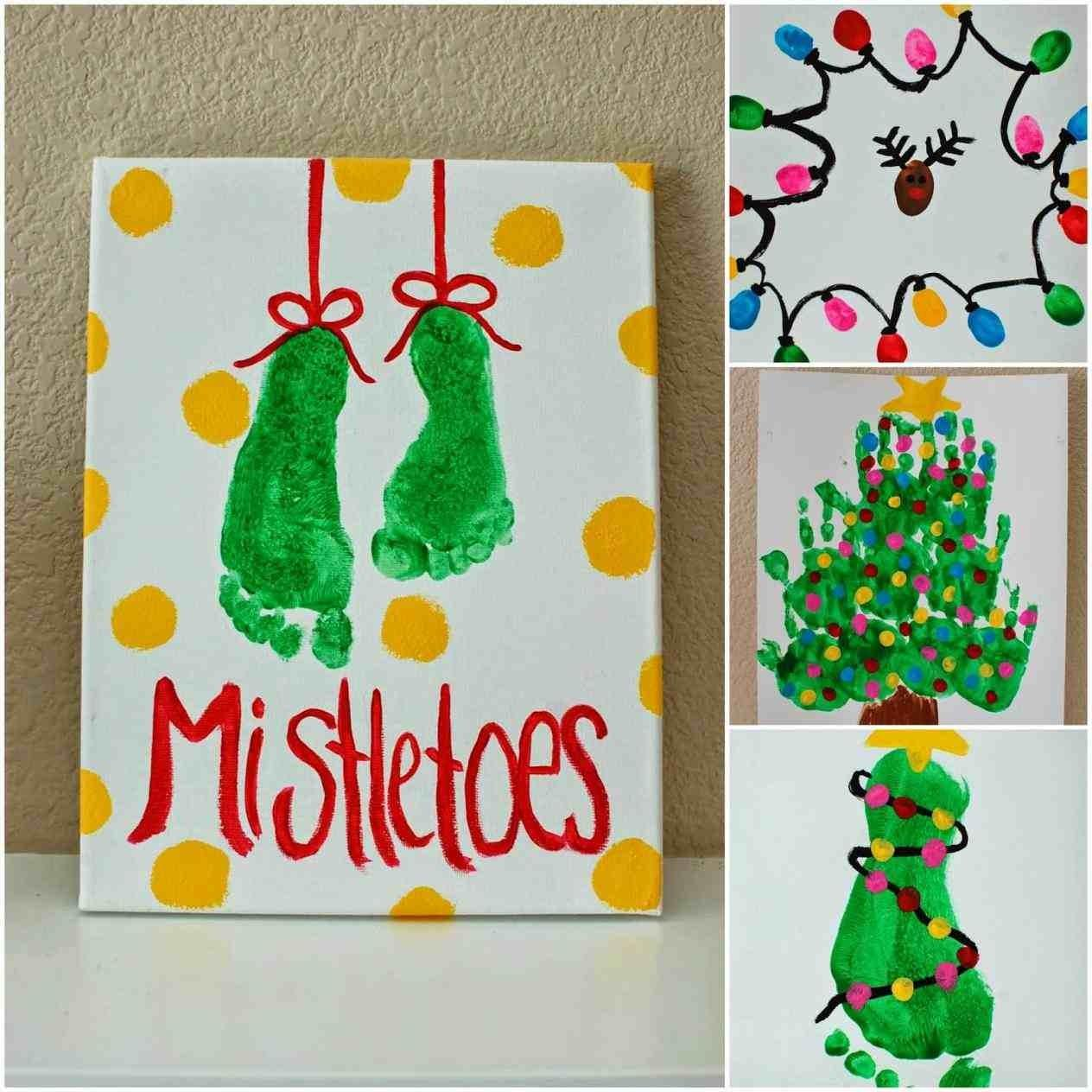 Easy Diy Christmasts Kids Temasistemi