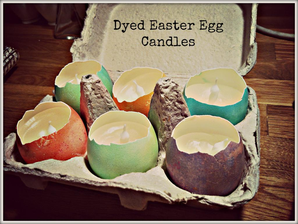 Easy Diy Easter Egg Candles Fancy Nonsense