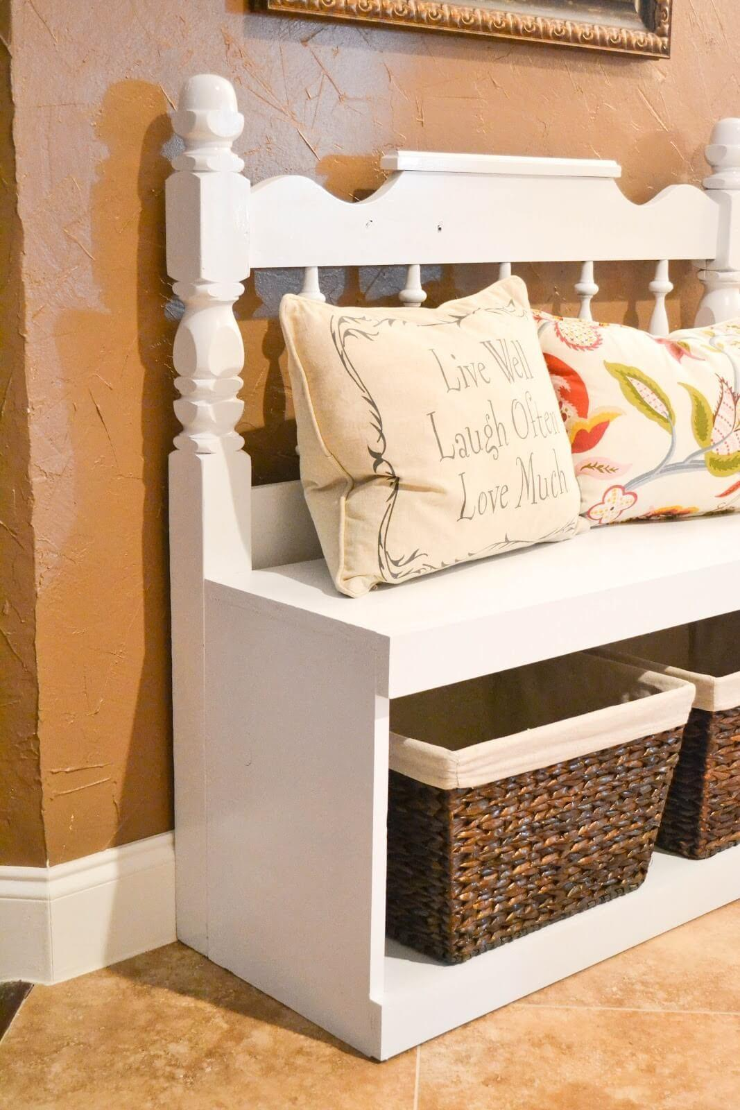 Easy Diy Entryway Bench Projects Can Make