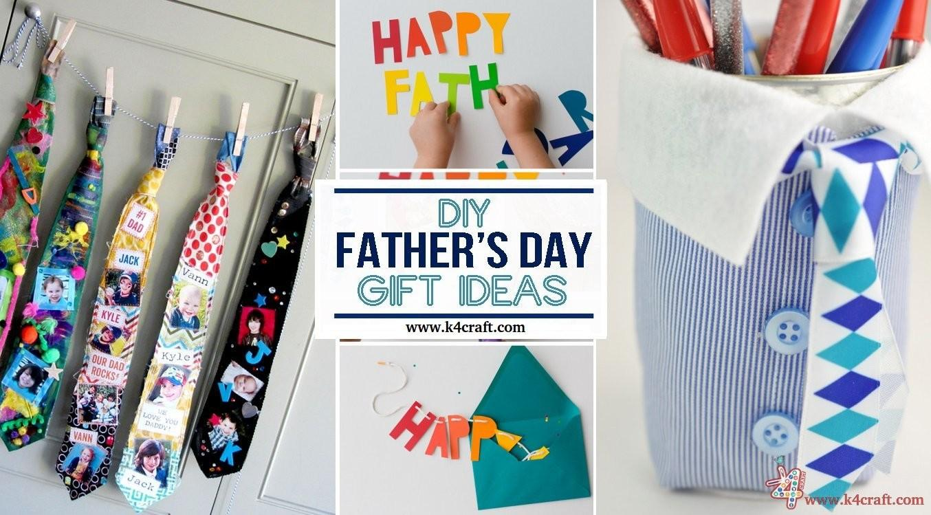 Easy Diy Father Day Gift Ideas Tutorials Craft