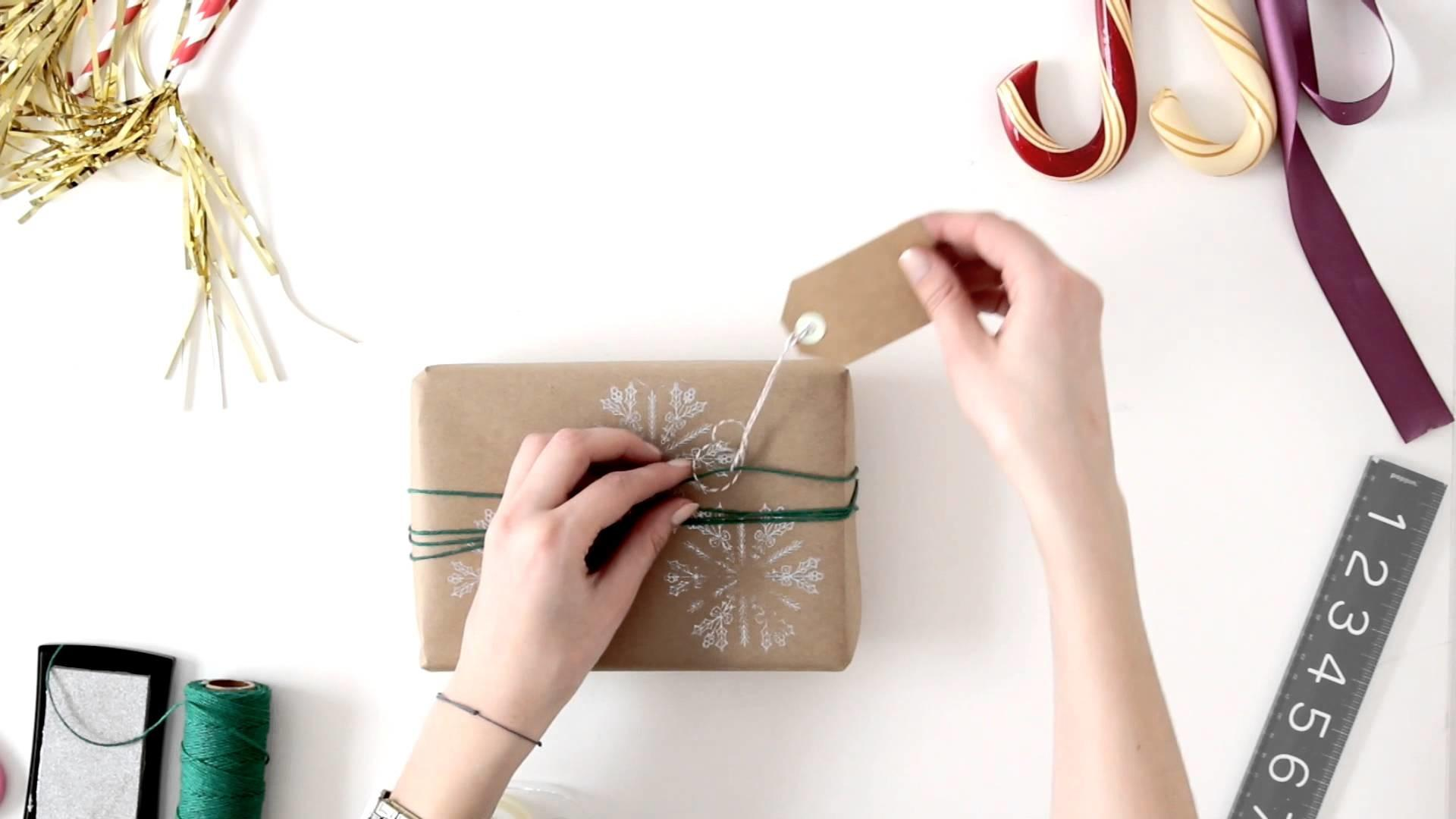 Easy Diy Gift Wrapping Ideas Attachment Craft