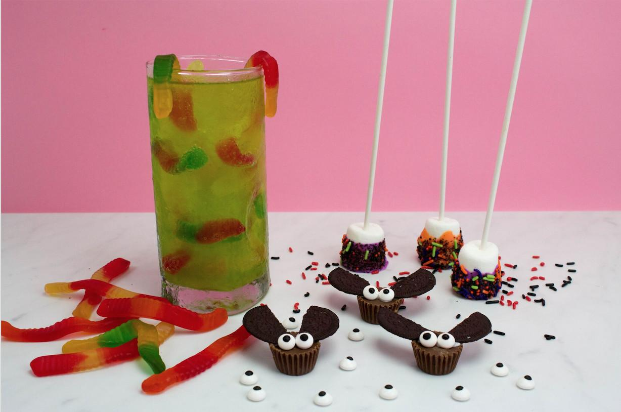 Easy Diy Halloween Treats Little Craft Your Day