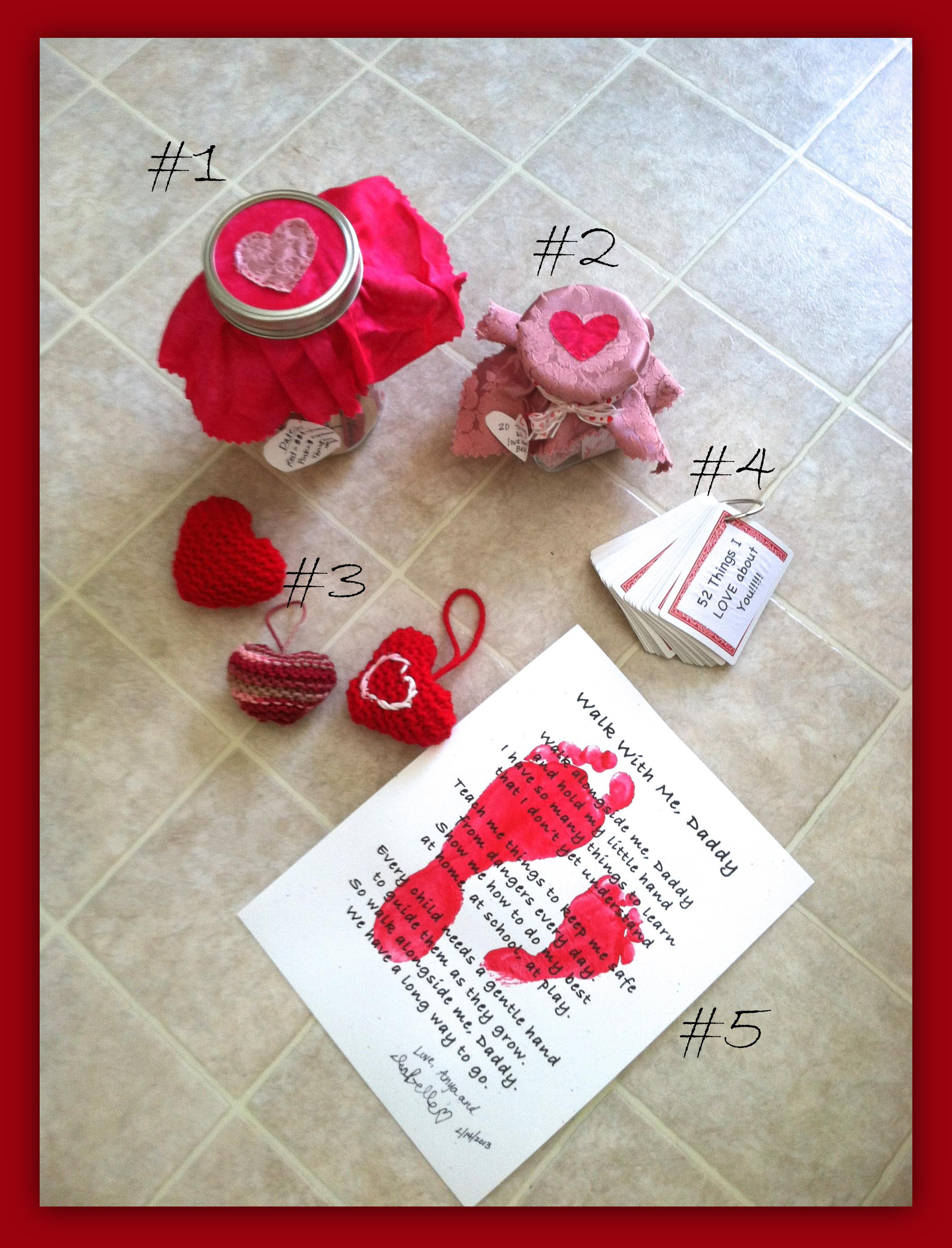 Easy Diy Handmade Valentine Day Gifts Can Make