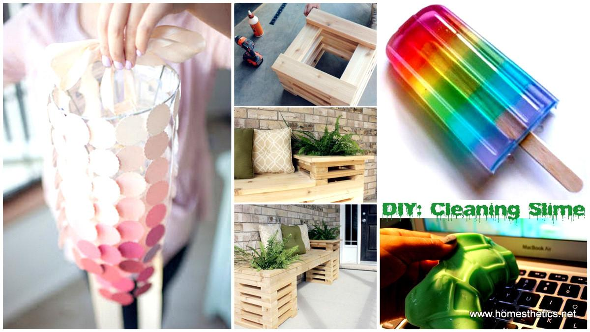 Easy Diy Home Projects Can Weekend