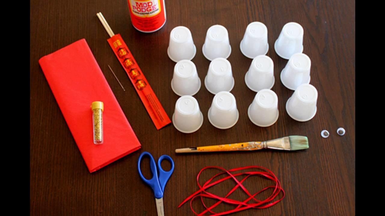 Easy Diy Ideas Chinese New Year Decoration