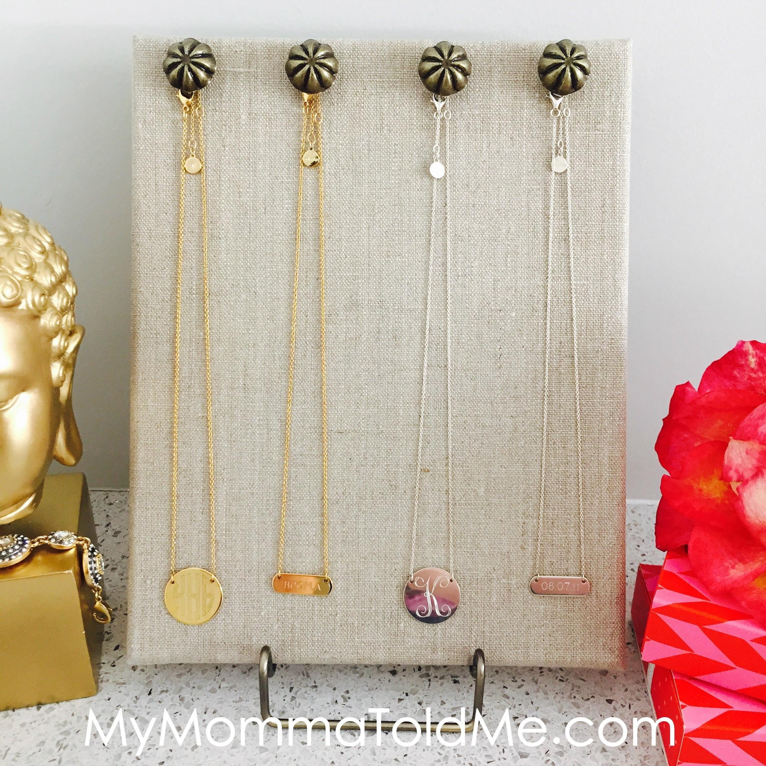 Easy Diy Jewelry Organizer Tutorial Hello Nutritarian
