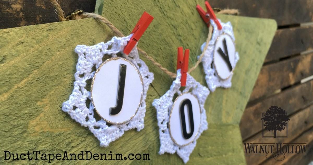 Easy Diy Joy Christmas Star Themed Decor
