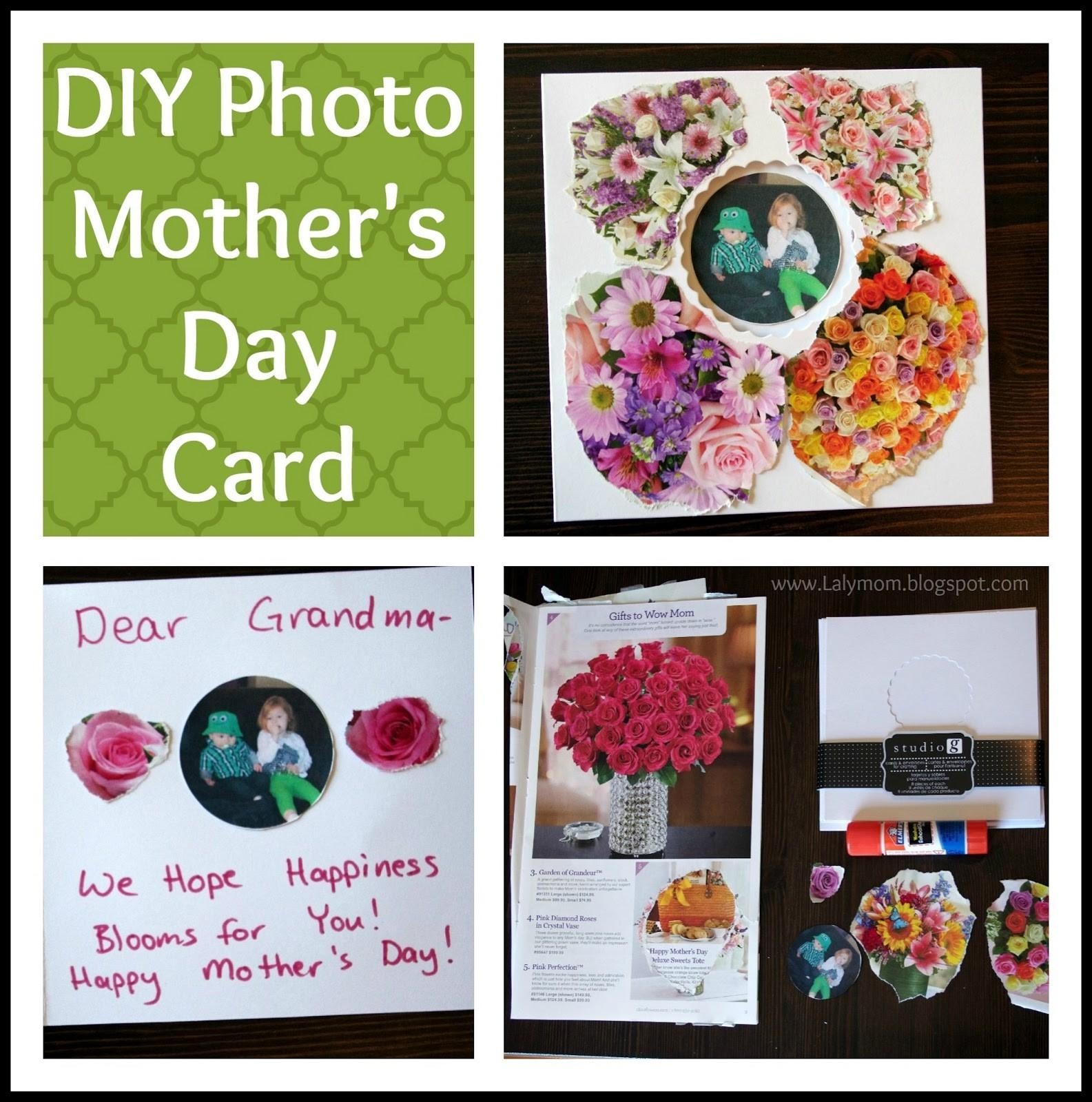Easy Diy Mother Day Card